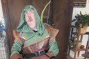 Me as Robin Hood by Pantologist