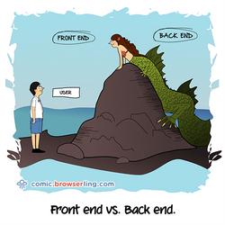 Full Stack - Weekly programming webcomic