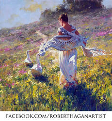 'Unexpected Company' - By Robert Hagan