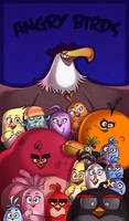 One Year by AngryBirdsArtist