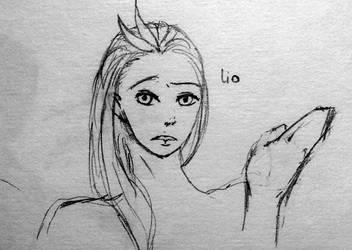 Lio (1) by Clayem