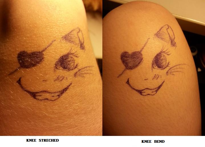 Pirat-heart-cat-'Tattoo' By DrIsmaKay On DeviantArt