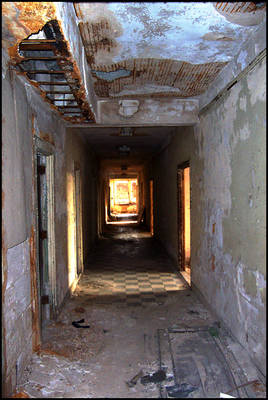 Hall of Decay
