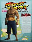STREET FIGHTER DESTINY: MUTUKU