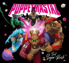 SweetSugarRush CD Cover