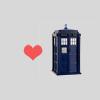 Tardis: Love the TARDIS by xraiinbow