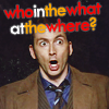 10Doctor: WhatWhere? by xraiinbow