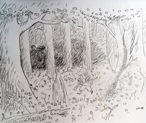 Canada Sketchbook - 14 by nikisiou