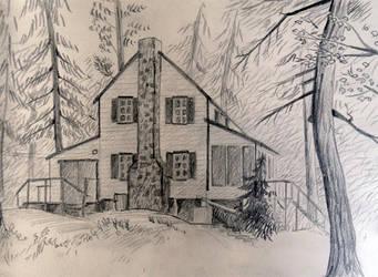 Canada Sketchbook - 23 by nikisiou