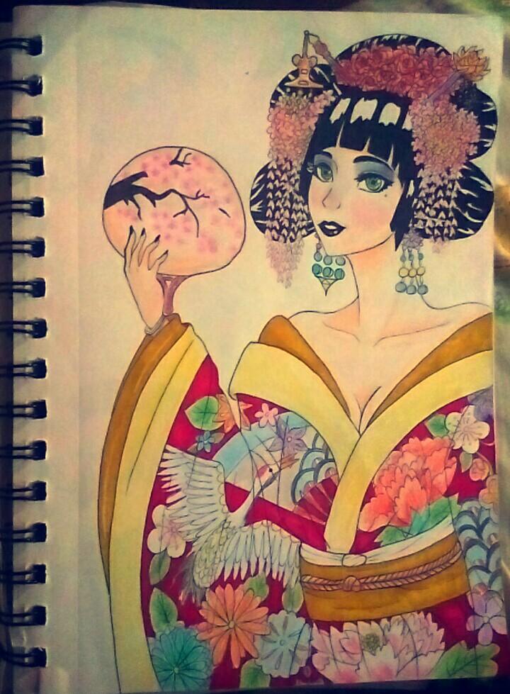 Cherry Blossom by ani-chi-chan