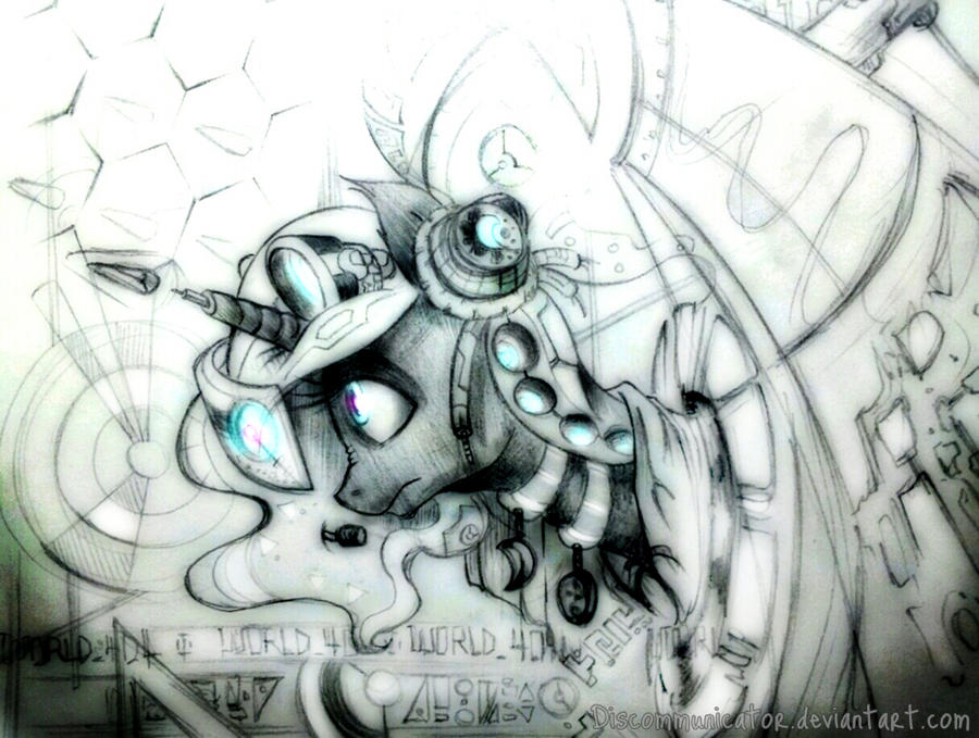 luna integra by Discommunicator