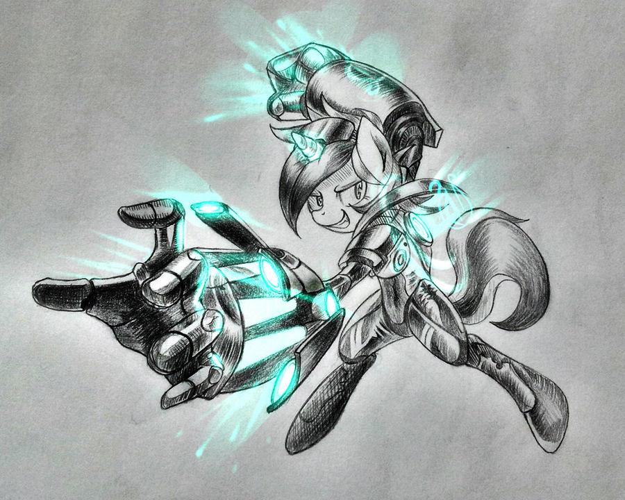 League of Ponies : Li by Discommunicator