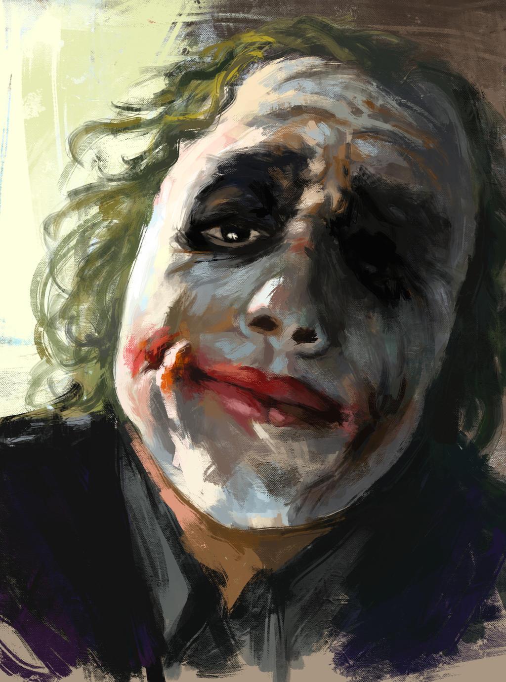 The Sad Clown by RedPandaDee on DeviantArt