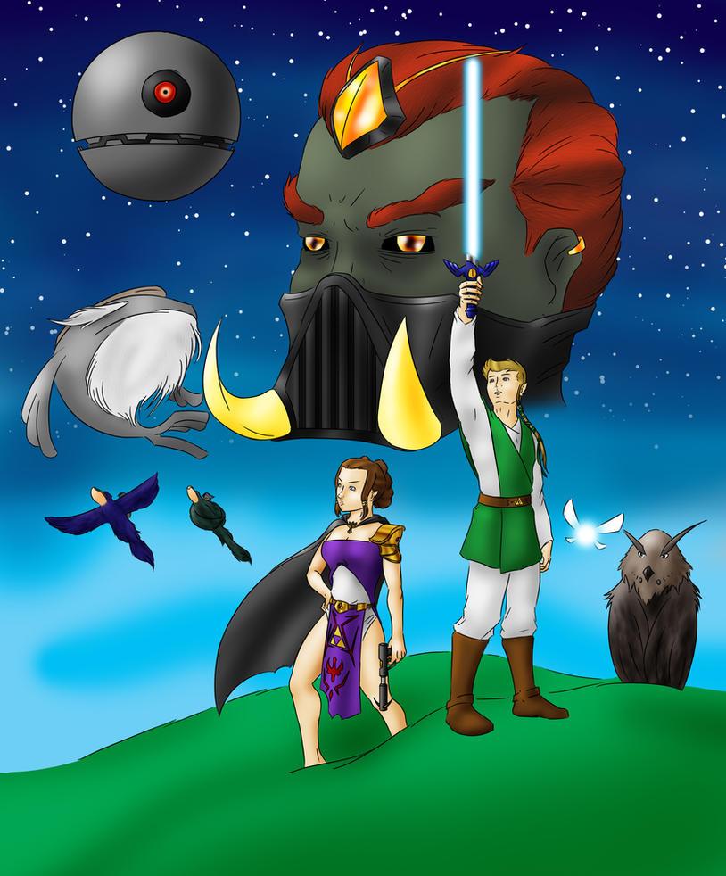 Star Zelda by Soiel
