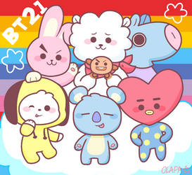 BT21 by Pup-Star