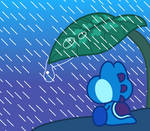 Rainy Day by Pup-Star