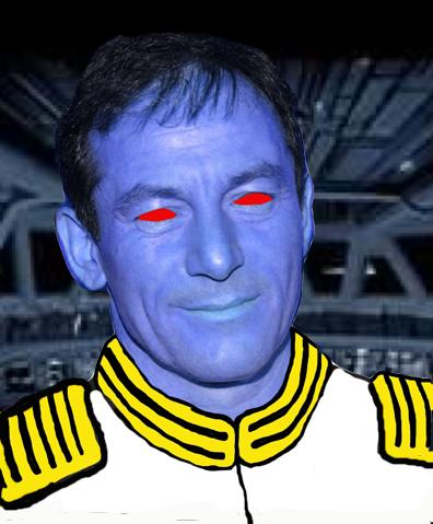 Jason Isaacs as Grand Admiral Thrawn by CayQel-Dromathegood1