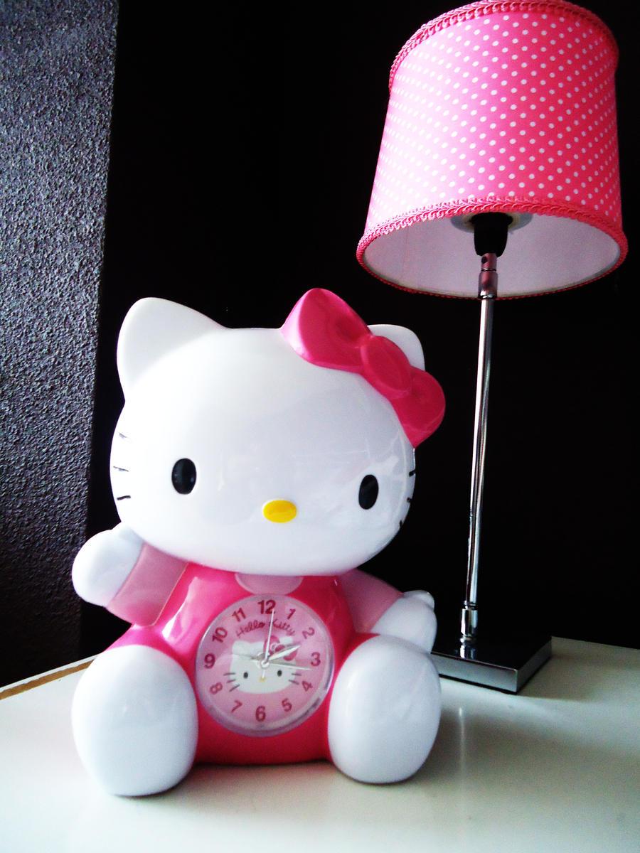 Hello Kitty Time by KawaiiDeathy