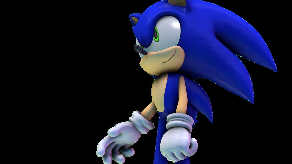 Sonic Render by Somarix