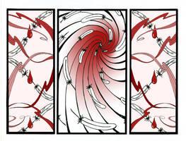 Triptych by LoreliAoD