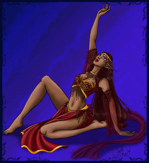 Elven Dancer