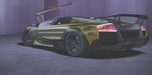 Lamborghini Murcielago LP670-4 SV [ 2 ]