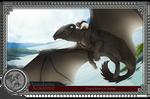 VA | Dragon Behavior and Training by dat-inu