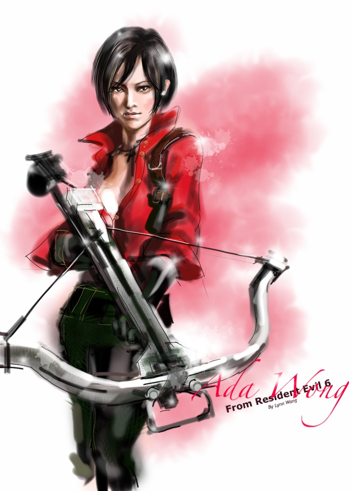 Ada Wong - Resident Evil 6 by UchihaSayaka on DeviantArt