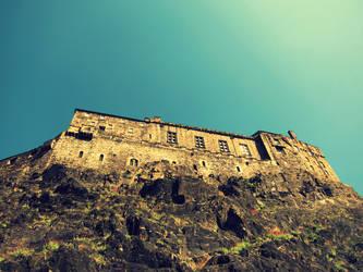 Edinburgh Castle by Andarana