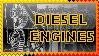 Diesel Stamp by Hydrothrax