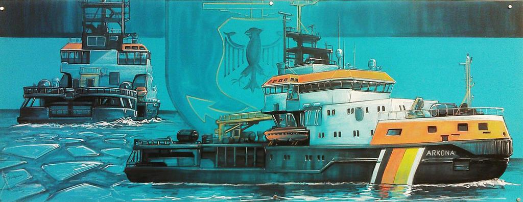 Mehrzweckschiff by Hydrothrax