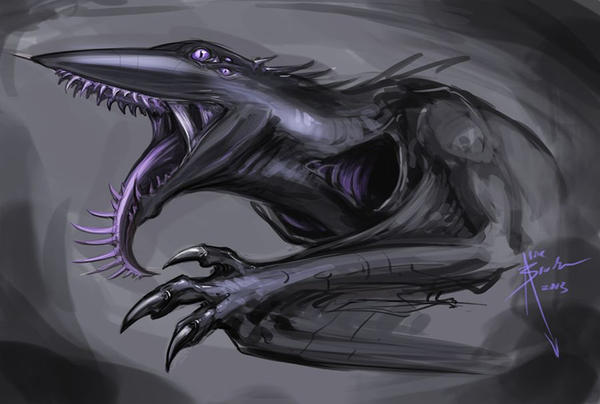 WHARGARBL by Hydrothrax