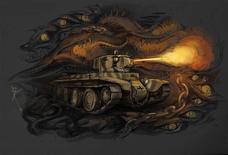 Doom Doom ZLOOKA by Hydrothrax