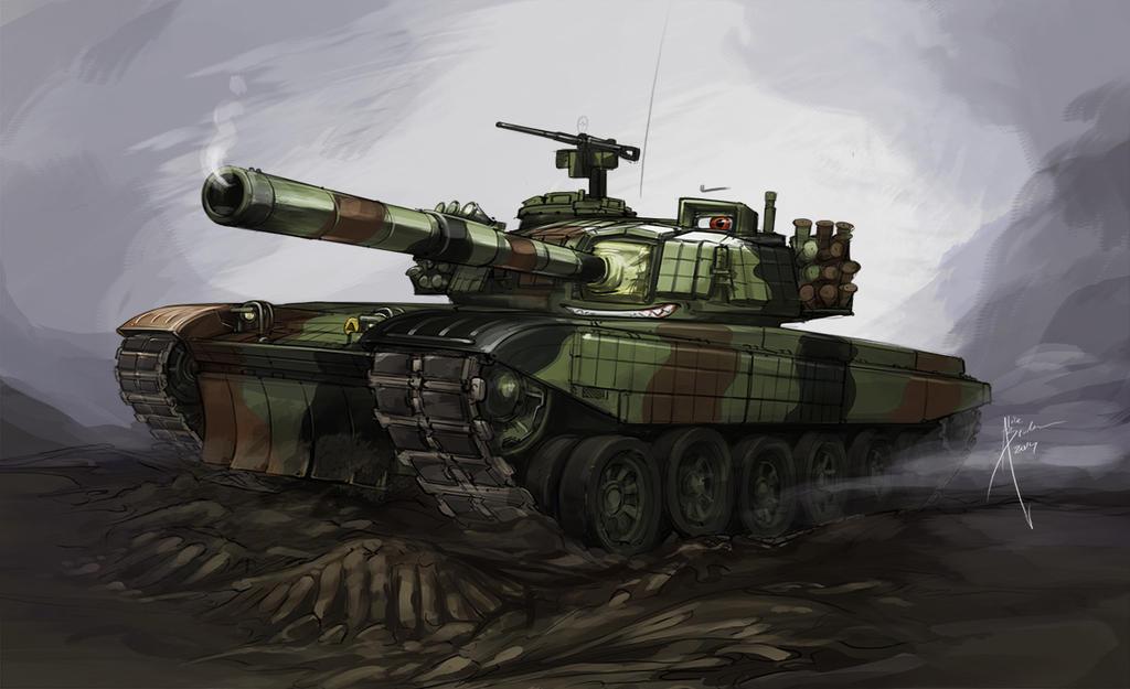 PT-91 by Hydrothrax