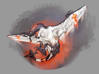 Totenvogel by Hydrothrax