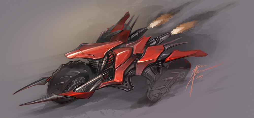 Trike by Hydrothrax