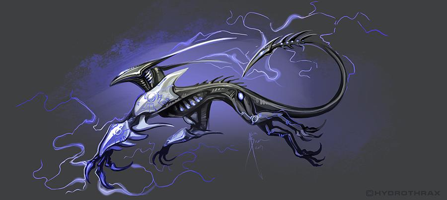 TechyMonster by Hydrothrax