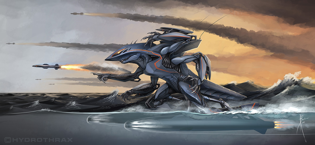 S.W.A.T.H. by Hydrothrax