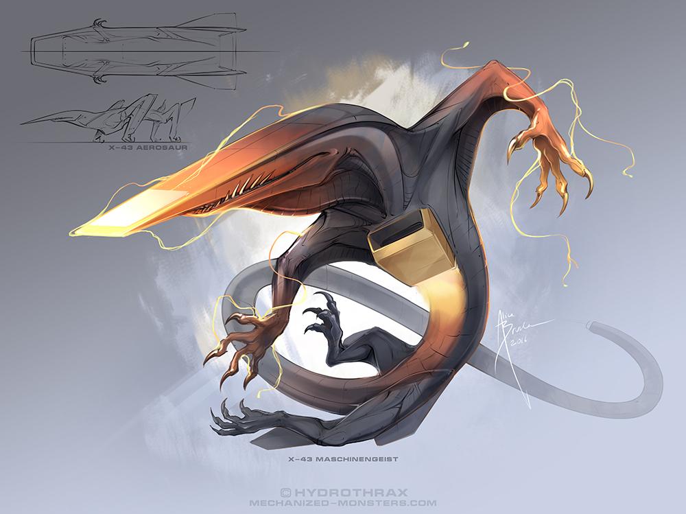 Spirit of Speed by Hydrothrax