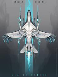 Sea Lightning by Hydrothrax