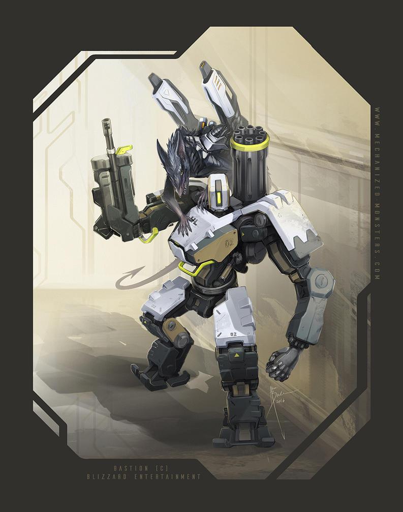 Unit 02 by Hydrothrax