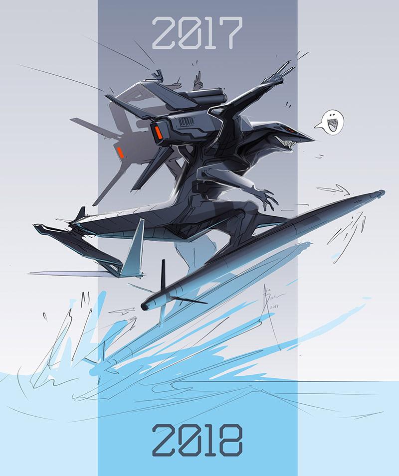 RADICAL Sagitta-800 by Hydrothrax