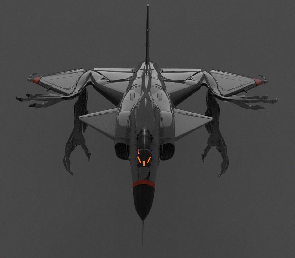 Viggen screeshot 1 by Hydrothrax