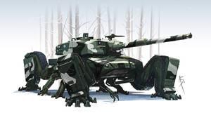 'Snow Leopard'