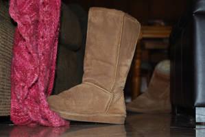 Boots by deathkokoro