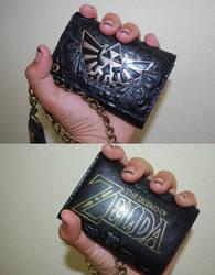 Legend of Zelda Twilight Princess Wallet