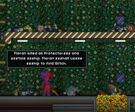 When Floran Love Glitch Forever Goes Too Far By Pakarirbx On