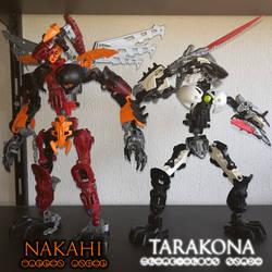 Bionicle MOCs: Vortixx by pakarirbx