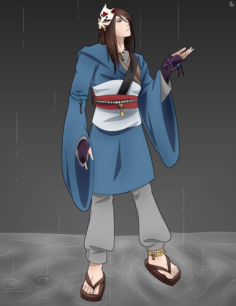 Motoki -- Inner Rainfall by DraketheOtaku