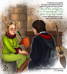 Harry Potter Interview By Raphaelbarker by RaphaelBarker